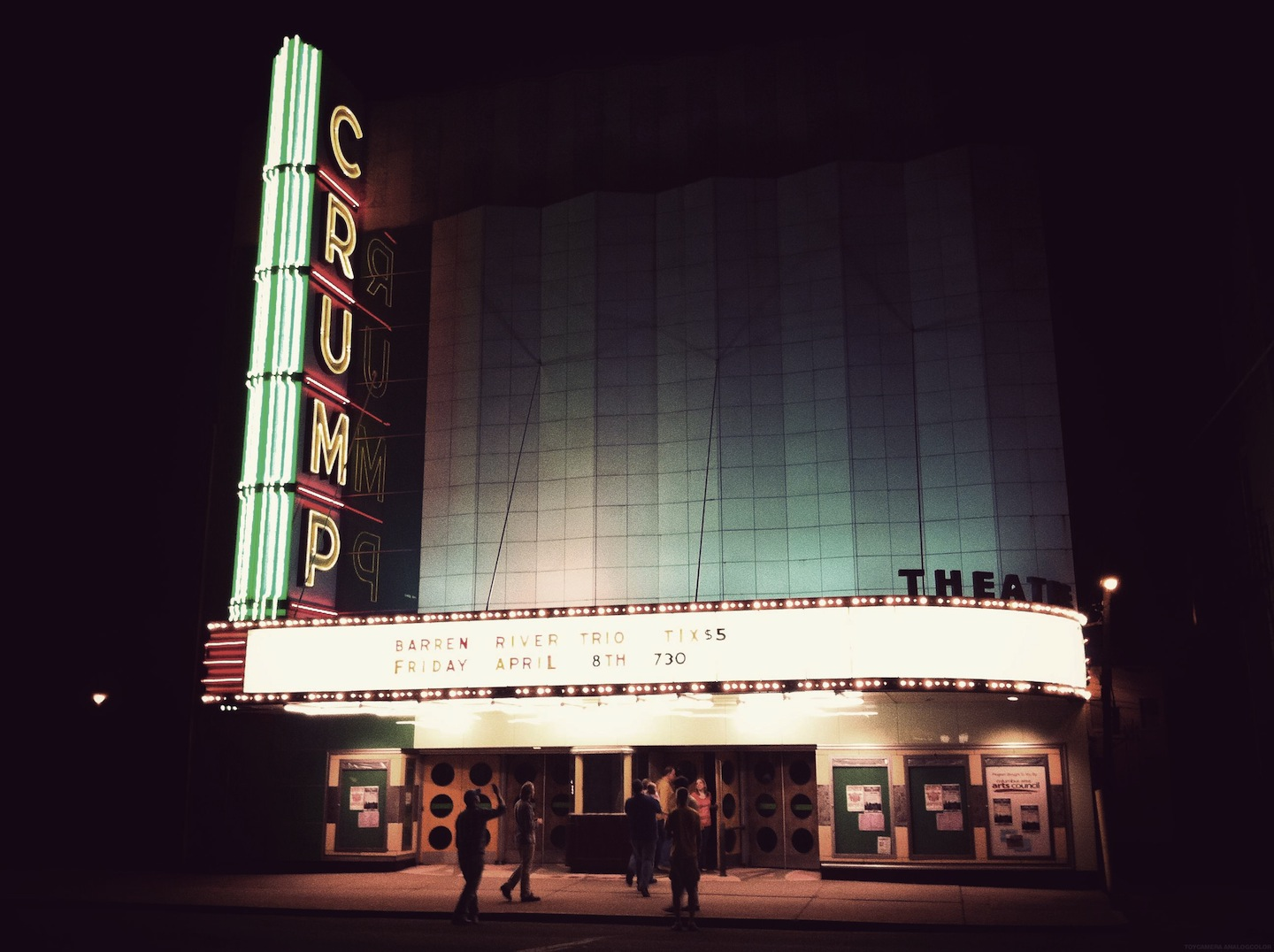 Crumb Theater in Columbus, IN